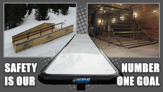 SPS | Snow Park Solutions - Safety