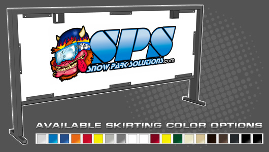 SPS | Snow Park Solutions - Skirting Options