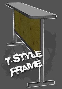 SPS | Snow Park Solutions - T-Frame