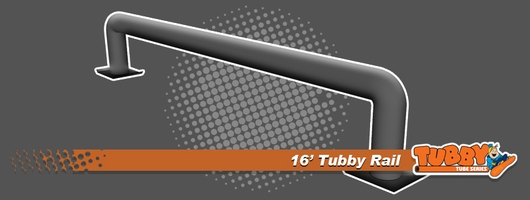 SPS | Snow Park Solutions - Tubby Series - 16' Tubby Rail