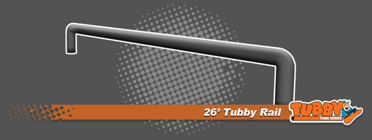 SPS | Snow Park Solutions - Tubby Series - 26' Tubby Rail