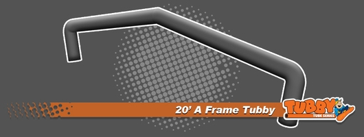 SPS | Snow Park Solutions - Tubby Series - 20' A Frame Tubby