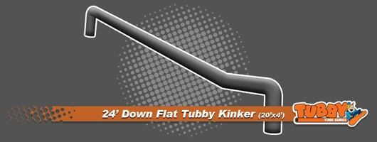 SPS | Snow Park Solutions - Tubby Series - 24' Down Flat Tubby