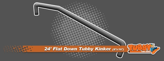SPS | Snow Park Solutions - Tubby Series - 24' Flat Down Tubby Kinker