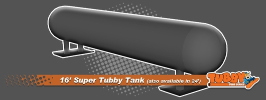 SPS | Snow Park Solutions - Tubby Series - 16' Super Tubby Tank