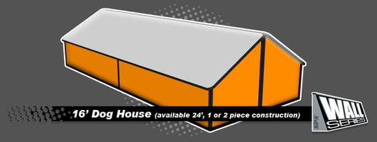 SPS | Snow Park Solutions - Wall Series - 16' Dog House